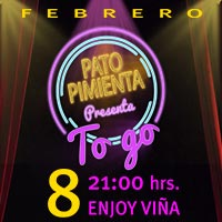 Pato Pimienta Stand Up